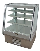 Cooltech High Bakery Pastry Display Case 36""