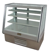 Cooltech High Bakery Pastry Display Case 48""