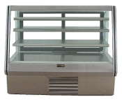 Cooltech High Bakery Pastry Display Case 72""