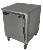 Cooltech 1-Door Low Boy Worktop Refrigerator 27""