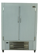 "Cooltech Custom 54"" Reach-In Cooler With Baker's Rack"