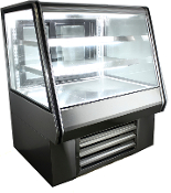 Cooltech Counter Bakery Pastry Display Case 36""