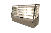 Cooltech Dry High Bakery Pastry Display Case 72""