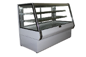 Cooltech Dry Counter Bakery Pastry Display Case 60""