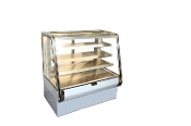Cooltech Dry High Bakery Pastry Display Case 36""