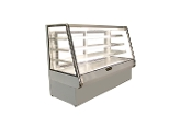 Cooltech Dry High Bakery Pastry Display Case 60""