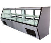 Cooltech Refrigerated Counter Deli Display Case 117""