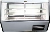 Cooltech Refrigerated High Deli Meat Display Case 72""