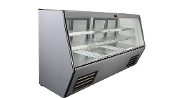 Cooltech Refrigerated High Deli Meat Display Case 84""