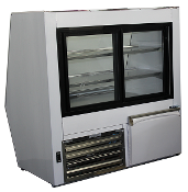 Cooltech Refrigerated High Deli Meat Display Case 48""